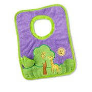 Toddler Bib - Tree